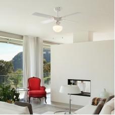 Lampa ar ventilatoru