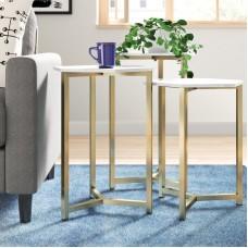 ALEXIS 3 galdiņu komplekts