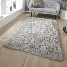 Ardlow gaiši pelēks paklājs 150 x 230 cm