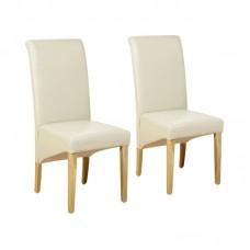 Bartlomiej mīksto pusdienu krēslu komplekts