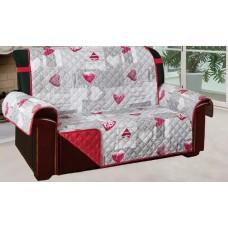 Dīvāna pārvalks-divpusējs- 223 cm x 179 cm