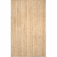 Burrillville Handwoven Light Tan Rug 244 x 305 cm
