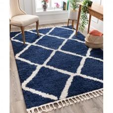 Cabana Blue paklājs 160 x 220 cm