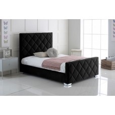 Gulta Black Velvet 135 x 190 cm