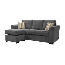 Ranson stūra dīvāns ar maināmu stūri