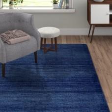 Colindale Blue Rug 67 x 120 cm