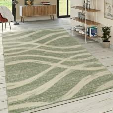 Efird Green/Cream paklājs 200 x 290 cm