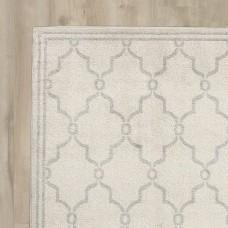 Diamondville Ivory/Light Grey paklājs 62 x 240 cm