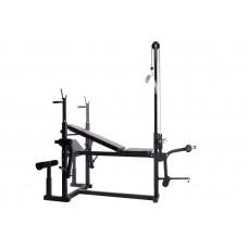 Daudzfunkciju fitnesa trenažieris/ spēka stacija / svara sols
