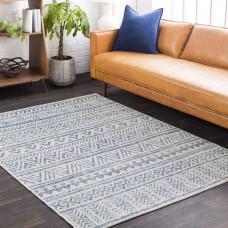 Tomas Power Loom Dark Blue/Grey Indoor/Outdoor paklājs 130 x 180 cm