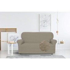 Divpusējs dīvāna pārvalks- 120 līdz 160 cm