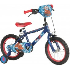 """Bērnu velosipēds Spiderman- 14"""""""