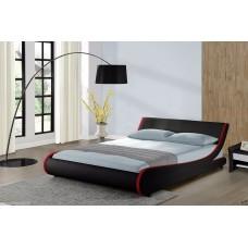 Gulta GALAXY black/red 150 x 200 cm