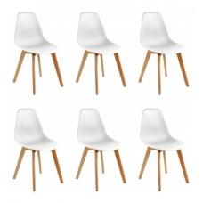 Krēslu komplekts 6 gb