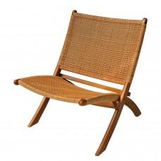 Atpūtas krēsls Lisors no Tīkkoka
