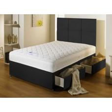 Luxan Serenity gulta ar 2 atvilktnēm, 90 x 190 cm