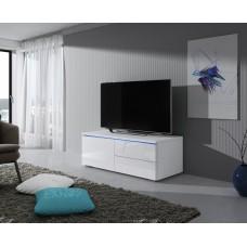 TV galds White Gloss