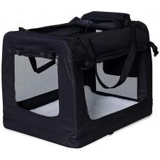 Dzīvnieku transporta soma-saliekama S