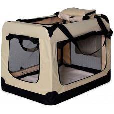 Dzīvnieku transporta soma-saliekama