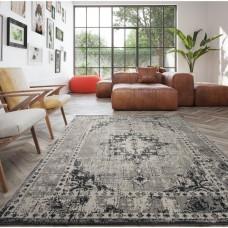 Verline Grey/Cream paklājs 120 x 170 cm